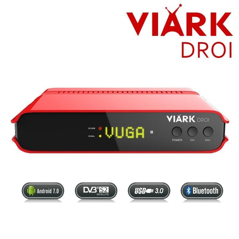 جديد اجهزة VIARK SAT بتاريخ 27-03-2020